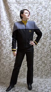 First Contact Uniform